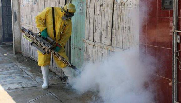 Piura: registran primera víctima por dengue del año
