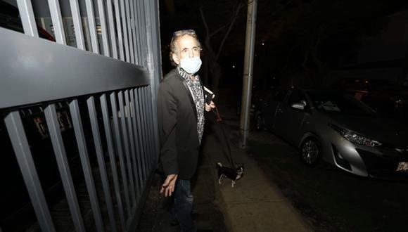 Jaime Cillóniz deberá acatar nuevas medidas de restricción y alejarse de su madre. (GEC)