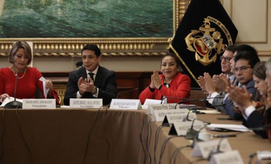 En el debate sobre miles de millones de soles de la ley de presupuesto, suelen pasar inadvertidos los cambios introducidos en la Comisión de Presupuesto. (Foto:GEC)