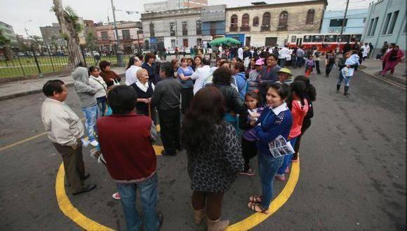 Estos son los riesgos que rodean a Lima en caso de un sismo