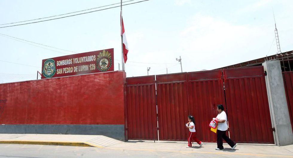 En estas condiciones trabajan los bomberos de Lima [FOTOS] - 7