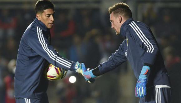 Argentina chocará con Paraguay y Perú en la jornada doble de Eliminatorias. (Foto: AFP)
