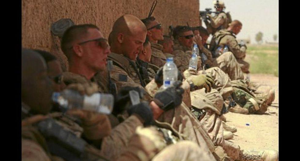 EE.UU. enviará a Ucrania 200 soldados para maniobras militares