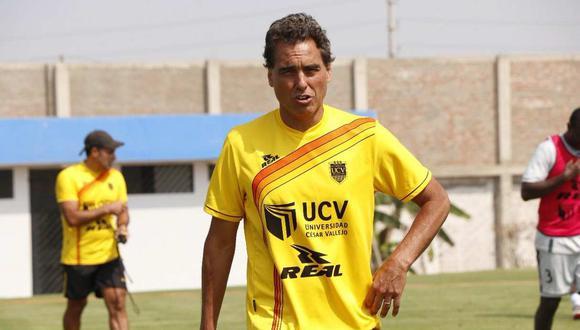 'Chemo' del Solar habló tras la derrota de César Vallejo ante Caracas FC por Copa Libertadores | Foto: Club Universidad César Vallejo