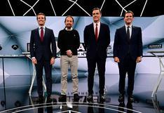 """""""¿Ya acabó de mentir? Ahora me toca a mí"""" y otras frases que dejó el segundo debate en España"""