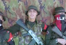 Colombia: Soldado del ejército deserta y se une a la guerrilla ELN | VIDEO