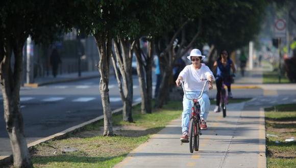 El Ciclodía continuará los domingos por la avenida Arequipa