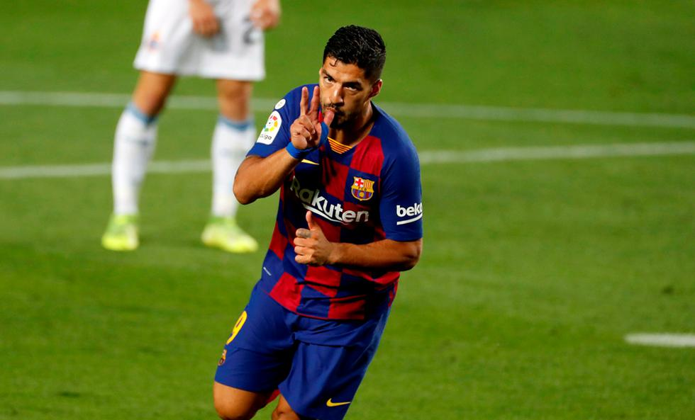 Barcelona enfrentó al Espanyol por LaLiga | Foto: AP/AFP/EFE