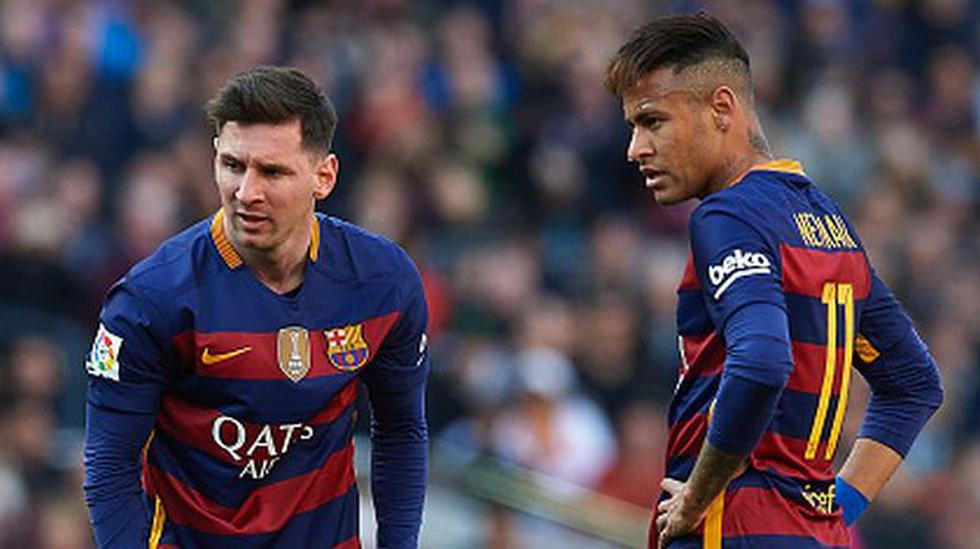 Barcelona: Messi y Neymar hacen historia con blaugranas - 1