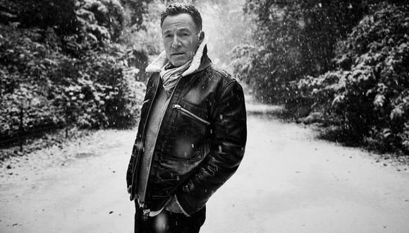 Bruce Springsteen a los 71 años es una de las leyendas vivas del rock & roll. El músico conocido por sus shows energéticos se lamenta no poder salir de gira. (Foto: Danny Clinch).