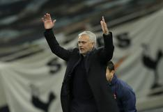 """José Mourinho: """"Lo teníamos en el bolsillo y fuimos castigados"""""""