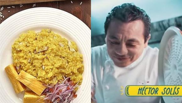 'Manías de pollo' es un plato que une el arroz, pollo y ají amarillo para una explosión de sabores. (Foto: Inca Kola)