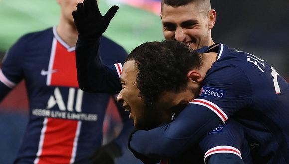 VER GOLES PSG gana 1-0 Barcelona | París Saint Germain elimina al Barcelona y clasifica a cuartos de final de la Champions League en París | DEPORTE-TOTAL | EL COMERCIO PERÚ