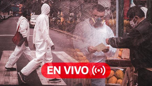 Coronavirus Perú EN VIVO   Últimas noticias, casos y muertos por Covid-19 en el día 100 del estado de emergencia, hoy   martes 23 de junio de 2020   Foto: Diseño GEC