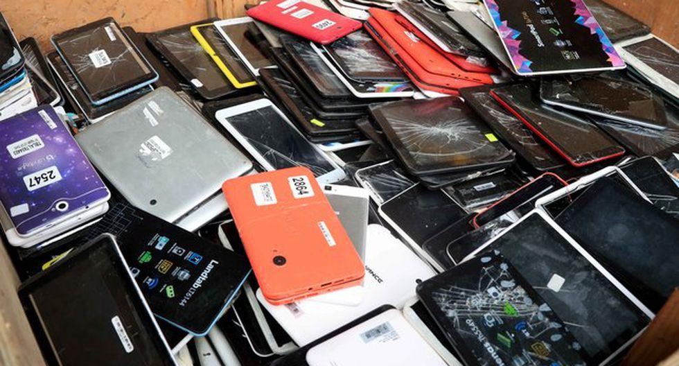 La norma comprende los equipos de informática y telecomunicaciones como computadoras, minicomputadoras, notebook, tabletas, smartphones, etc. (Foto: Minam)