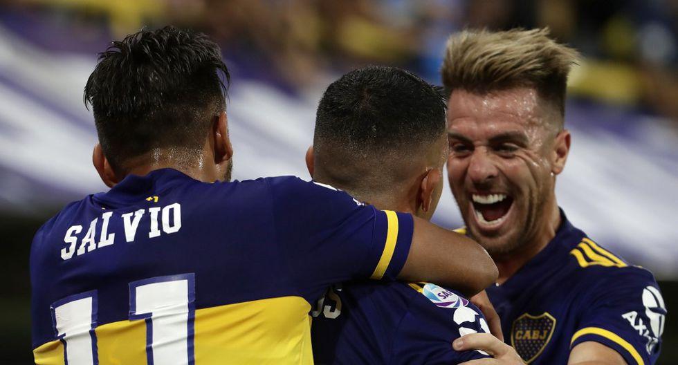 Boca Juniors visita a Caracas FC este martes a las 7:30 de la noche (hora peruana). (Foto: AFP)