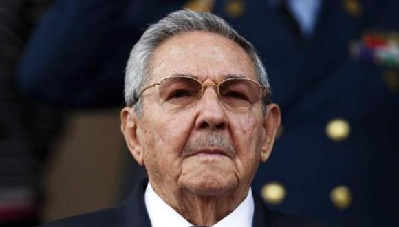 El presidente de Cuba, Raúl Castro Ruz. (Foto:Reuters)