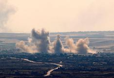 """Rusia: """"Hemos probado 316 armas modernas"""" en Siria desde el 2015"""