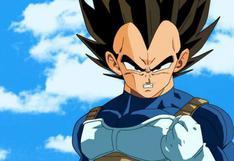 Vegeta muestra sus nuevos poderes en nuevo adelanto del manga de Dragon Ball Super