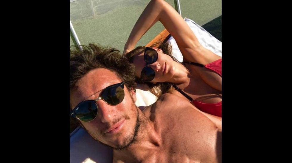 Así vivieron su amor Pampita y Pico Mónica. (Foto: Instagram)