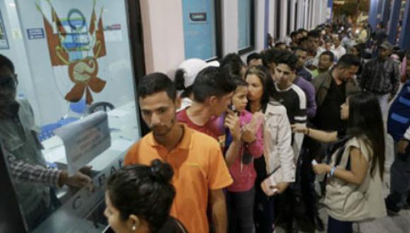 Venezolanos en Perú: hay unos 170 mil migrantes que no han tramitado el PTP