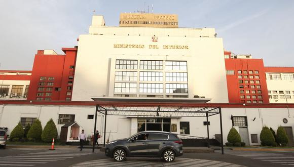 La resolución del nombramiento del director de la Dirección General de Inteligencia, con la firma del ministro Juan Carrasco, fue publicada el viernes último. (Foto: GEC)