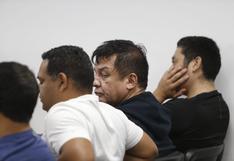 PJ realiza audiencia de prisión preventiva contra mafia que habría encabezado exalcalde del Callao Juan Sotomayor