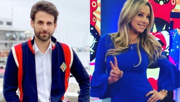 """Rodrigo González habló sobre Sofía Franco en """"Amor y Fuego"""". (Foto: @rodgonzalez/@sofiafrancoayllon)"""