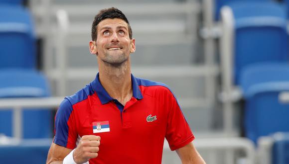 Novak Djokovic es el actual número uno del ranking ATP. (Foto: EFE)