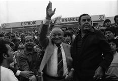 Lolo Fernández: 25 años sin su recia figura como ídolo del fútbol peruano