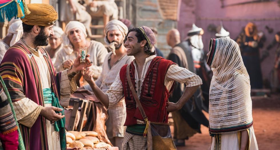 Aladdin se estrena este jueves 23 de mayo en las salas de cine peruanas. (Video: Disney)