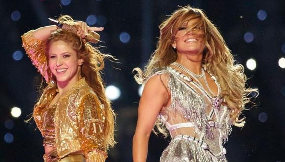 Shakira y Jennifer Lopez (Foto: Instagram)