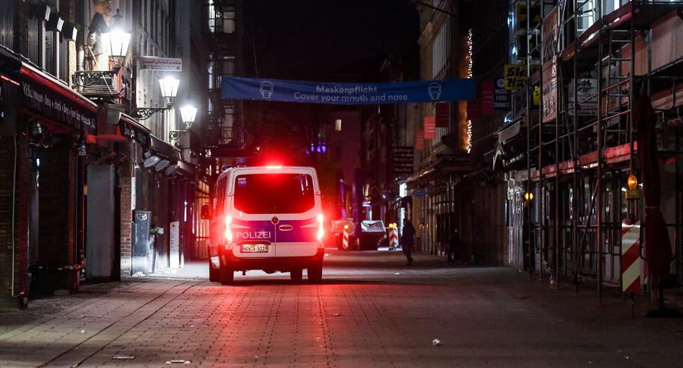 Four dead and one seriously injured in massacre at Potsdam clinic for the disabled