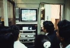 Cuando la televisión a color empezó en el Perú