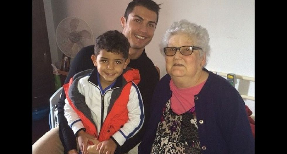 Día del Niño: conoce a los hijos de las estrellas del fútbol - 19