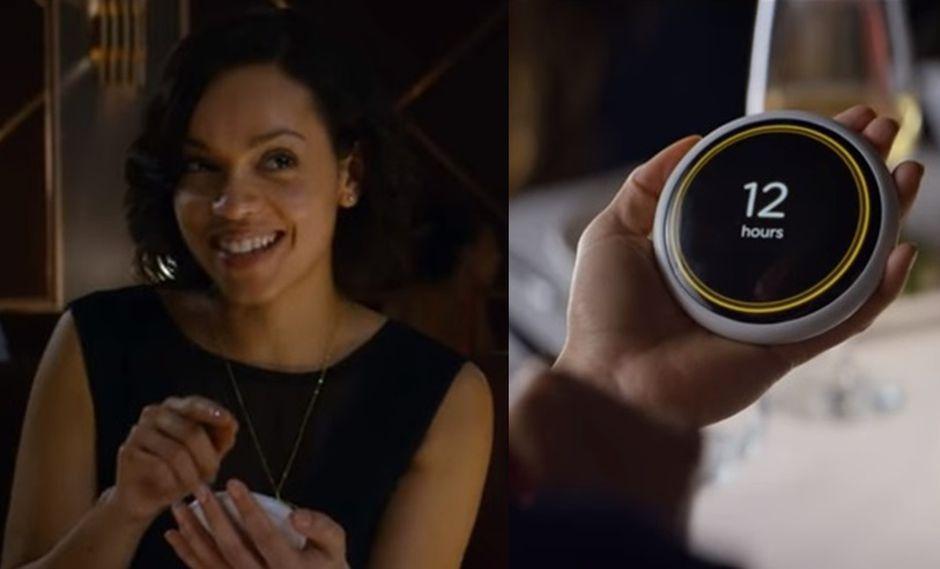 """""""Black Mirror"""": app predice cuánto durará tu relación amorosa en nuevo tráiler"""