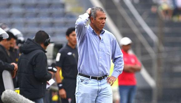 Wilmar Valencia disputa su primera temporada al mando de Sport Huancayo. (Foto: GEC)
