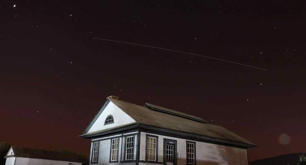 Avistamiento de planetas y lluvias de estrellas se podrá ver desde Huancayo