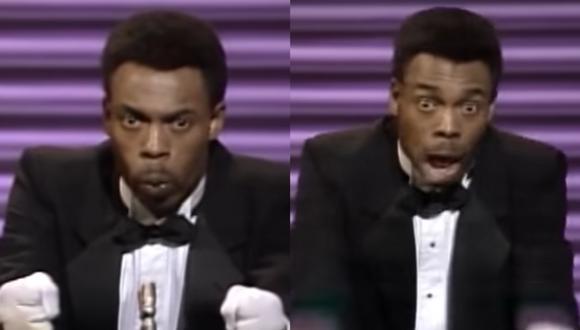 Michael Winslow es reconocido hasta hoy como uno de los íconos de los efectos de sonido con su propia boca. (Captura de pantalla)