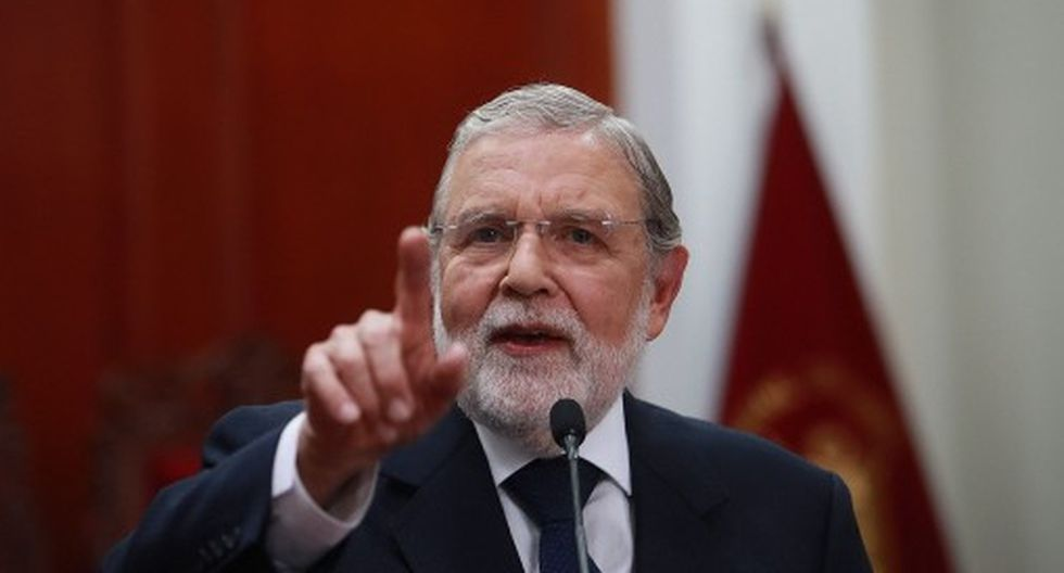 """""""Esta decisión va a fortalecer la lucha contra la corrupción porque va a obligar a los jueces y fiscales a ser más rigurosos"""", señaló Blume. (Foto: GEC)"""