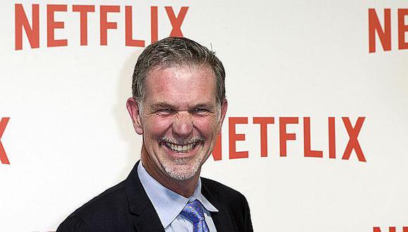 La historia de Reed Hastings, el creador de Netflix