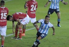 Argentinos Juniors vs. Racing en vivo: hora y canal del partido por Liga Argentina