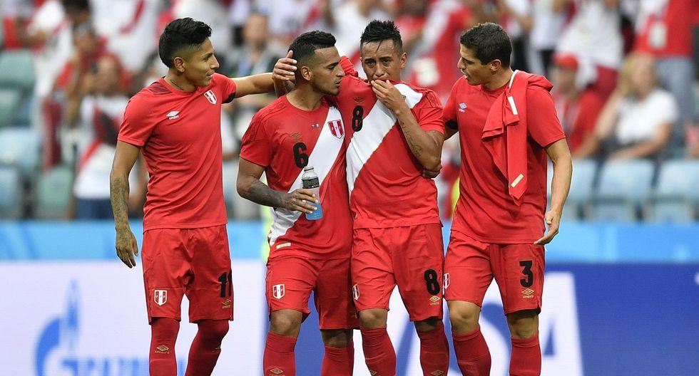 Perú se despidió del Mundial Rusia 2018 con un triunfo por 2-0 ante Australia. (Foto: AP)