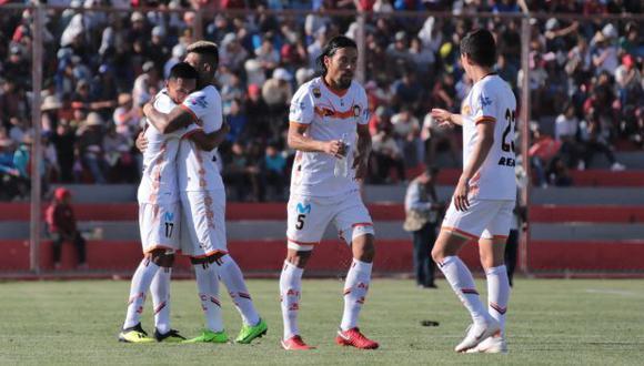 Sport Rosario y Ayacucho FC son rivales directos en busca de la permanencia. (Foto: USI)