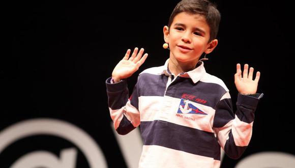 """""""Aunque programar parezca muy difícil, solo hay que pensar un poco, y todo el mundo puede hacerlo"""", dice García en entrevista con El Tiempo. (Foto: Cortesía)"""