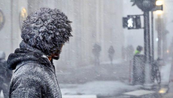 El vórtice polar está ocasionando un período de frío extremo en Estados Unidos. En los próximos días las temperaturas descenderán aún más y es probable que se registren tormentas (Foto: Getty Images)