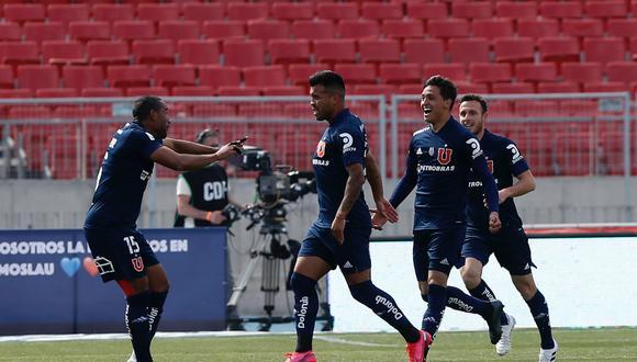 U. de Chile vs. Colo Colo: mira el golazo de Espinoza para igualar 1-1 el clásico chileno | VIDEO