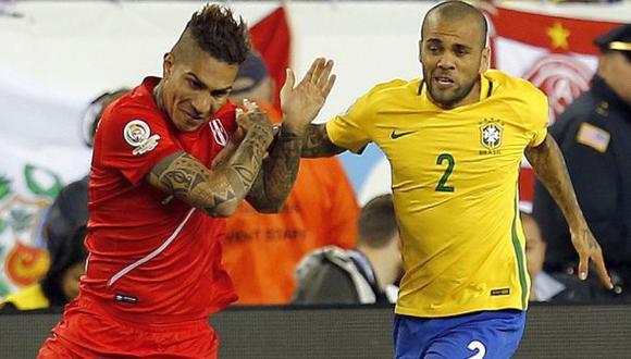 Perú vs. Brasil: día, horario y TV del duelo por Eliminatorias