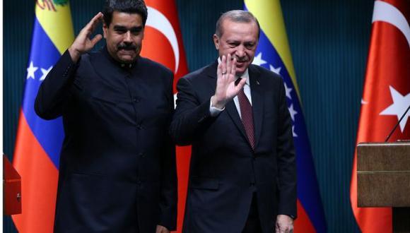 Turquía y Venezuela han estrechado sus relaciones en el último año.