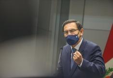 Martín Vizcarra definirá estrategia ante vacancia tras decisión del TC sobre medida cautelar